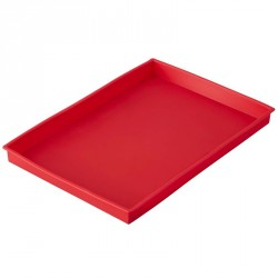 Plaque en silicone pour gâteaux roulés