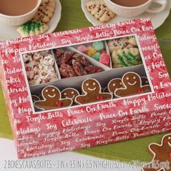 """Boîte à biscuits """"Joyeux Noël"""""""