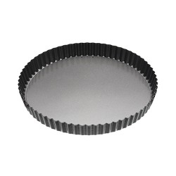 Moule à tarte fond amovible - 28 cm