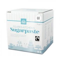 Pâtes à sucre blanche  1 Kg