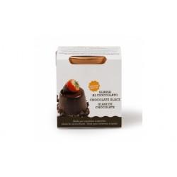 Glaçage au chocolat effet miroir 250G