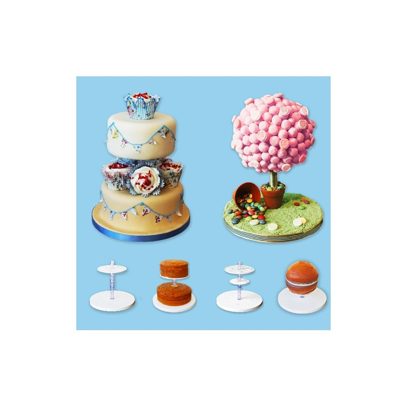 Feerie cake support gateau