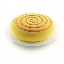 """Moule en silicone pour gâteau 3D """"tourbillon """""""