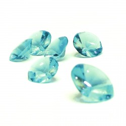 "24 diamants comestibles ""turquoise"""