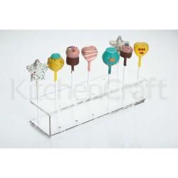 Présentoir à cake pops en acrylique