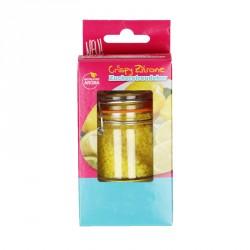 Décors en sucre arôme citron