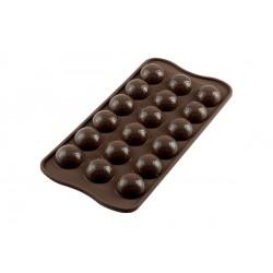 """Moule à chocolat """"ballon de foot"""""""