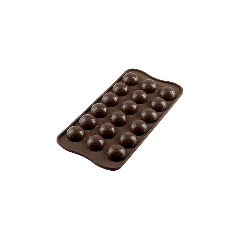 moule a chocolat ballon de football. Black Bedroom Furniture Sets. Home Design Ideas