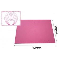 Tapis en silicone gradué (30x40)