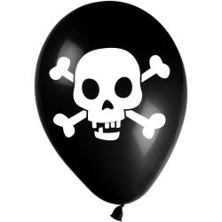 """Ballons imprimés """"Pirates"""""""