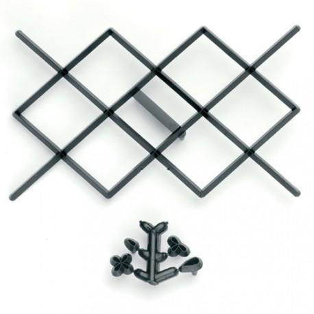 "Emporte pièce patchwork ""Diamant"""