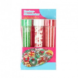 "Assortiment de sprinkles ""Noël"""