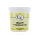 """Crème au """"beurre"""" prête à l'emploi (Buttercream) - Couleur jaune"""