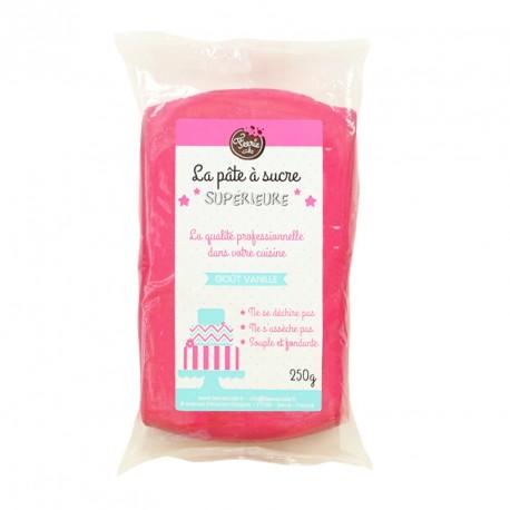 Pâte à sucre Fuchsia 250g
