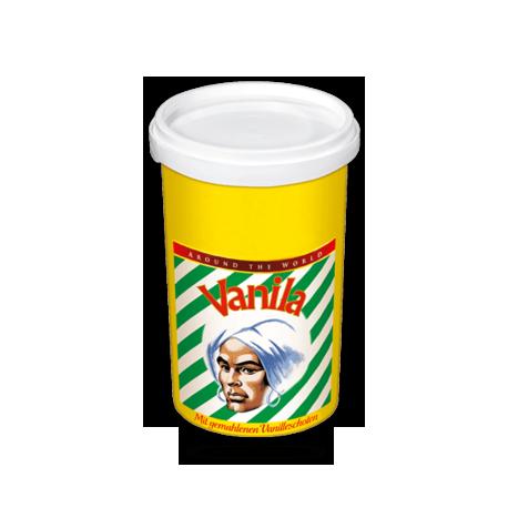 arôme Vanille aux extraits naturels