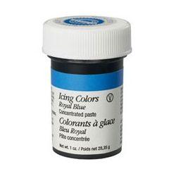 Colorant alimentaire en gel - Bleu royal