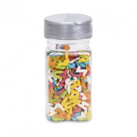 Sprinkles Alphabet