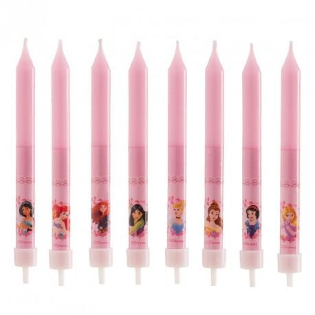 Bougies princesses Disney