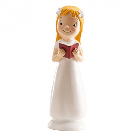 Figurine communion - Fille