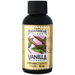 Extrait naturel de vanille bourbon (Madagascar)