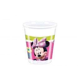 8 gobelets - Minnie