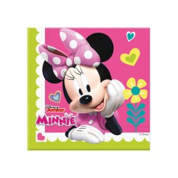 20 serviettes - Minnie