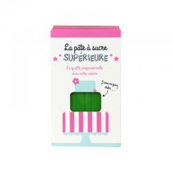 Pâte à sucre 1 kg - Vert