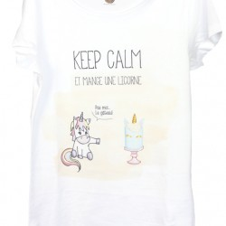 "T-shirt ""Keep calm"""