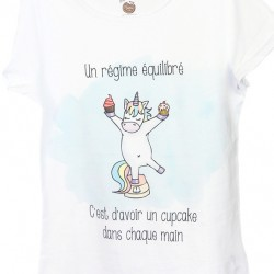 "T-shirt ""Régime"""