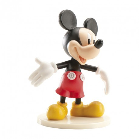 "Figurine ""Mickey la star"""