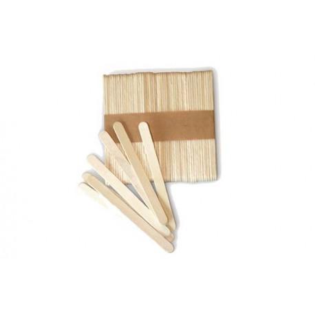 Bâtonnets en bois pour glace