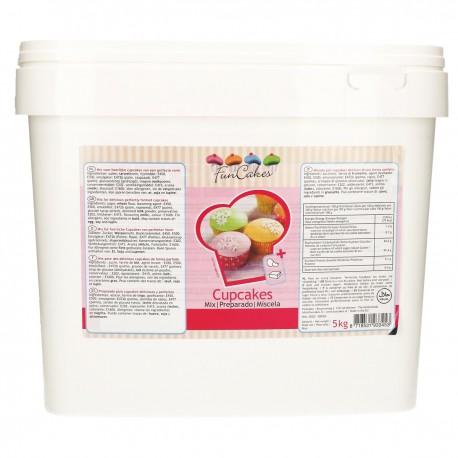 Mélange pour cupcakes - 5 kg