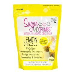 sucre glace goût citron pour crèmes au beurre goût citron