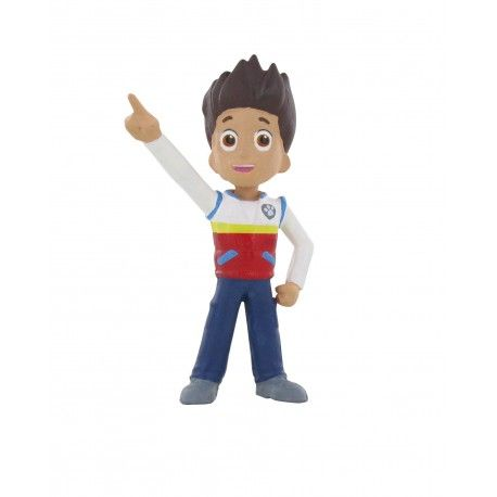 Figurine Pat' Patrouille - Ryder