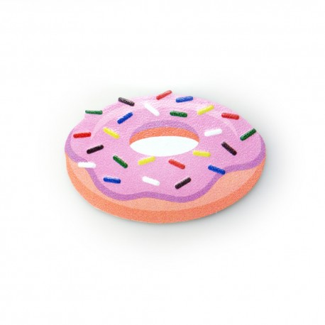 Sticker Donut lavande