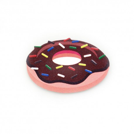 Sticker Donut chocolat