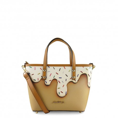 "Mini sac à main blanc ""Sprinkles"""