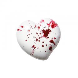 """Moule à gâteau en silicone """"passion"""" - 18 cm"""