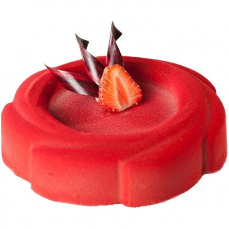 """Moule à gâteau en silicone """"tourbillon"""""""
