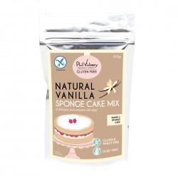 Préparation pour sponge cake à la vanille sans gluten - 450 g