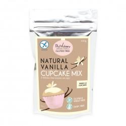Préparations pour cupcakes à la vanille sans gluten - 300 g