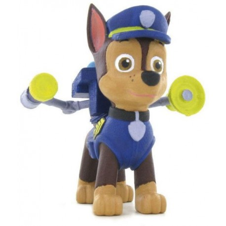 Figurine Pat'Patrouille - Chase
