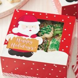 3 Boîtes à biscuits Christmas