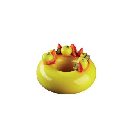 """Moule à gâteau en silicone """"anneau"""" - 14 cm"""