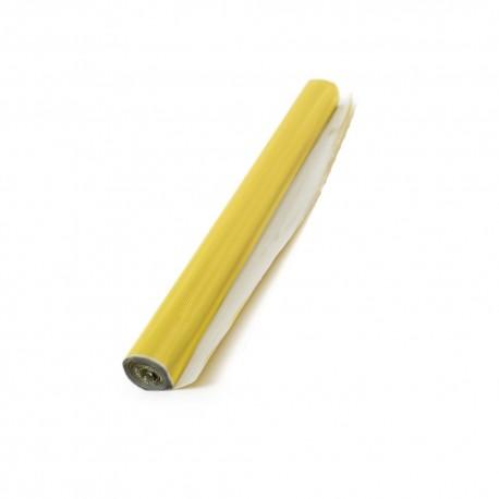 Rouleau de papier aluminium doré