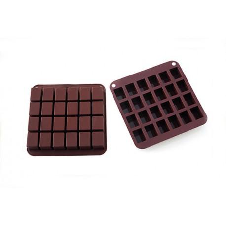 Moule en silicone pour chocolats