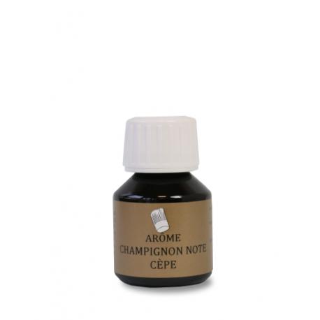Arôme alimentaire - champignon note cèpe