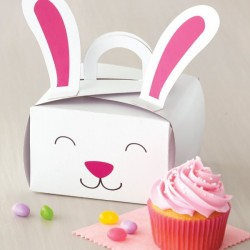 3 boîtes à cupcakes