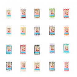 Pâte à sucre 250 g - Différentes couleurs