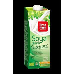 Boisson à base de fèves de soja BIO (calcium) - 1 L